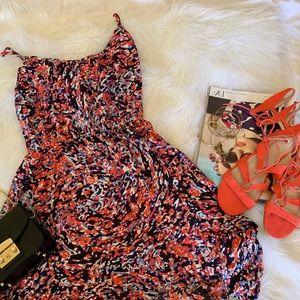 👗 Cute Hi-Lo Summer Spaghetti Strap Sun Dress